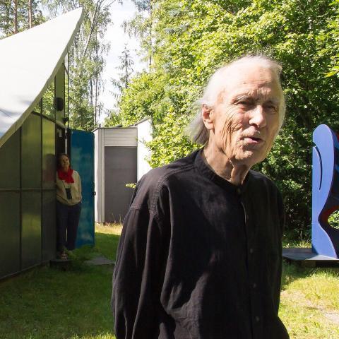 Sukuseura onnittelee 85 vuotta täyttävää Yrjö Kukkapuroa
